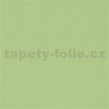 Vliesové tapety na stenu IMPOL Novara 3 štruktúrované jednofarebné zelené