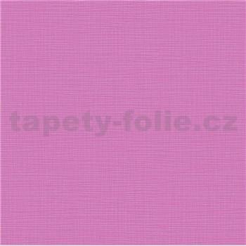 Vliesové tapety na stenu IMPOL Novara 3 štruktúrované jednofarebné ružové