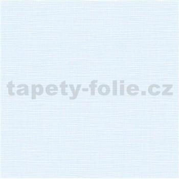 Vliesové tapety na stenu IMPOL Novara 3 štruktúrované jednofarebné svetlo modré