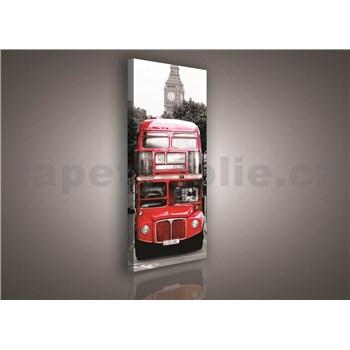 Obraz na stenu Double Decker 145 x 45 cm