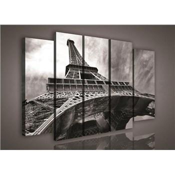 Obraz na plátne Eiffelova veža 150 x 100 cm