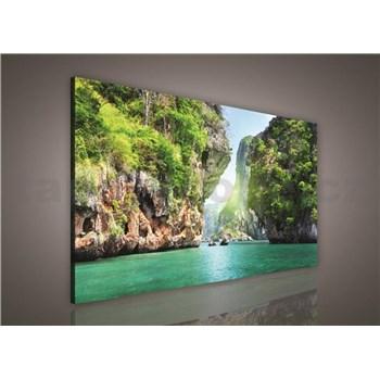 Obraz na stenu Thajsko 75 x 100 cm