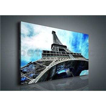 Obraz na stenu Eiffelova veža 100 x 75 cm