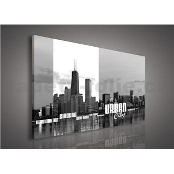 Obraz na stenu Urban City 75 x 100 cm
