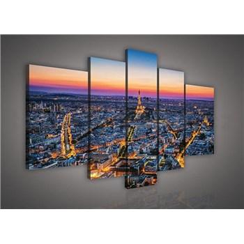 Obraz na plátne Paris 170 x 100 cm