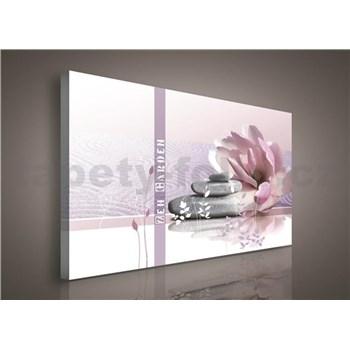 Obraz na stenu zen garden 75 x 100 cm