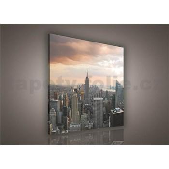 Obraz na stenu veľkomesto 80 x 80 cm