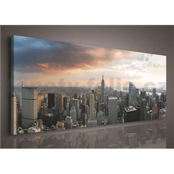 Obraz na stenu New York 45 x 145 cm