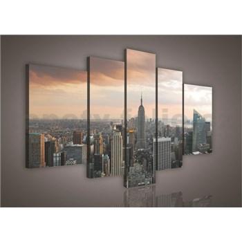 Obraz na plátne New York 170 x 100 cm