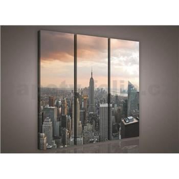 Obraz na plátne New York 90 x 80 cm