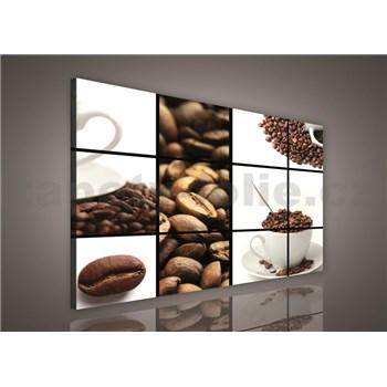 Obraz na stenu káva 75 x 100 cm