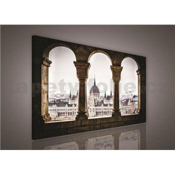 Obraz na stenu Budapešť 75 x 100 cm
