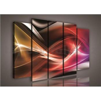 Obraz na plátne abstrakt 150 x 100 cm