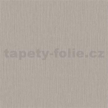 Vliesová tapety na stenu Opal štruktúra hnedá s jemným ligotom