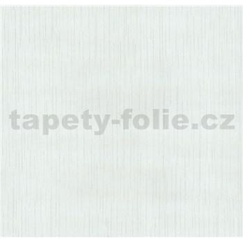 Vliesová tapety na stenu Opal štruktúra biela s jemným ligotom