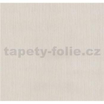 Vliesová tapety na stenu Opal štruktúra krémová s jemným ligotom