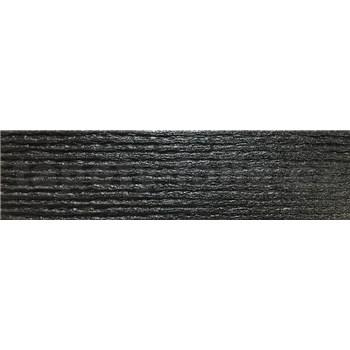 Samolepiace penové 3D panely rozmer 30 x 114 cm, kôra čierna
