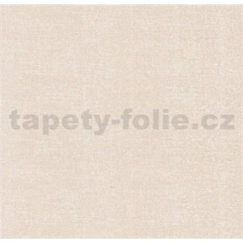 Vliesová tapeta na stenu Polar štruktúrovaná svetlo hnedá