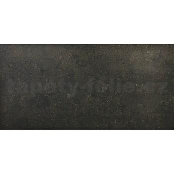 3D panel XPS BETÓN čierno-zlatý 100 x 50 cm