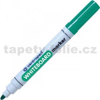 Stierateľný Centropen 8559 zelený, valcový hrot, stopa 2,5 mm