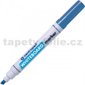 Stierateľný Centropen 8569 modrý, klínový hrot, stopa 1-4,5 mm