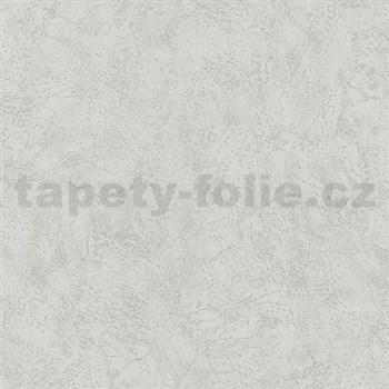 Vliesové tapety na stenu Pure and Easy omítkovina svetlo sivá