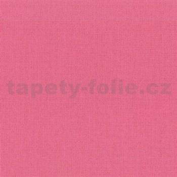 Vliesové tapety na stenu Pure and Easy štruktúrovaná červená - POSLEDNÝ KUS
