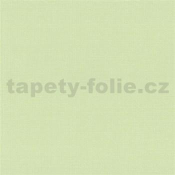 Vliesové tapety na stenu Pure and Easy štruktúrovaná zelená