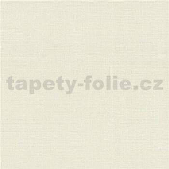 Vliesové tapety na stenu Pure and Easy štruktúrovaná krémová