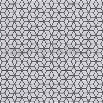 Vliesové tapety na stenu Collection 2 3D kocky sivé na čiernostriebornom podklade