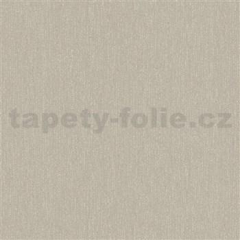 Vliesové tapety Sand and Stones vertikálna stierka hnedá s metalickými odleskami a štruktúrou