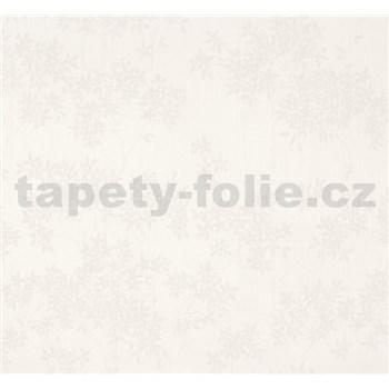 Vliesové tapety na stenu Sinfonia kvety biele