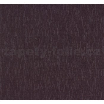 Vliesové tapety na stenu Sinfonia uni tmavo fialová - POSLEDNÉ KUSY