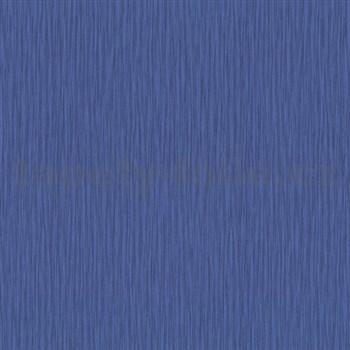 Vliesové tapety na stenu Spotlight - štruktúrovaná modrá