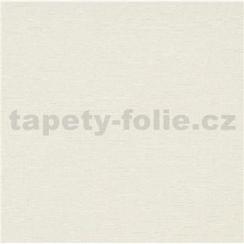 Vliesové tapety na stenu IMPOL Spotlight 3 štruktúrovaná jednofarebná krémová