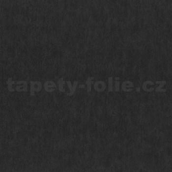 Vliesové tapety na stenu Studio Line - Magic Circles štruktúrovaná čierna