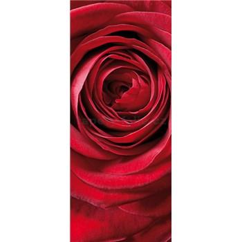 Vliesové fototapety ruže rozmer 92 cm x 220 cm