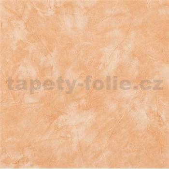 Papierové tapety na stenu štruktúrovaná omítkovina oranžová
