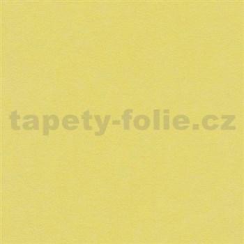Vliesové tapety na stenu Easy Wall štruktúrované žlté