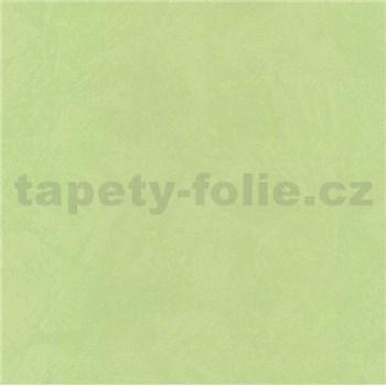 Vinylové tapety na stenu omietkovina zelená