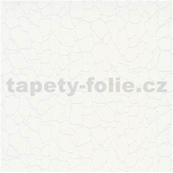 Vliesové tapety na stenu IMPOL Trésor kamienky biele