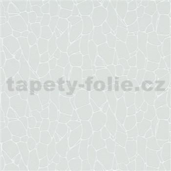 Vliesové tapety na stenu Trésor kamienky sivé