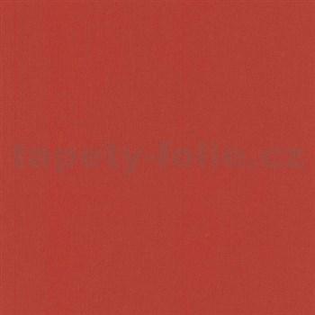 Papierové tapety na stenu Tribute - štruktúrovaná červená - POSLEDNÉ KUSY