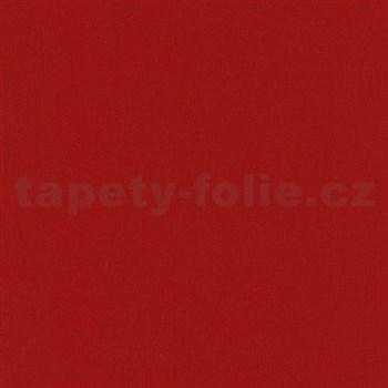 Papierové tapety na stenu Tribute - štruktúrovaná červená