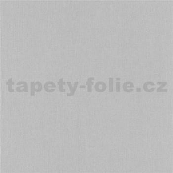 Papierové tapety na stenu Tribute - štruktúrovaná sivá