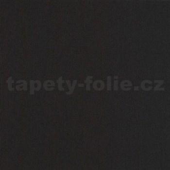 Papierové tapety na stenu Tribute - štruktúrovaná čierna