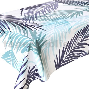 Obrus metráž palmové listy