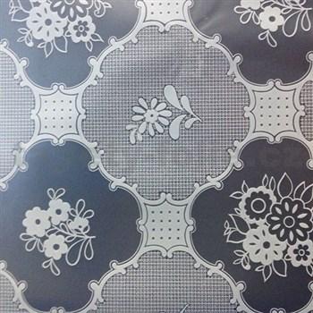 Obrusy návin 50 m x 140 cm transparentný vzor matný