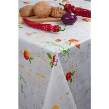 Obrusy návin 20 m x 140 cm ovocie
