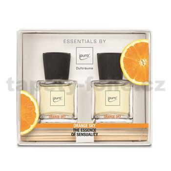 Bytová vôňa IPURO Essentials orange sky set 2x50ml